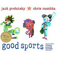 GOOD SPORTS Picture Book
