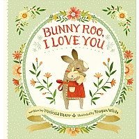 Bunny Roo I Love You Book