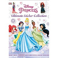 Disney Princess Ultimate Sticker Collection Book