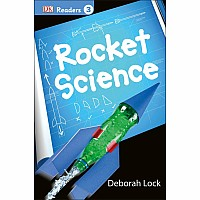 DK Rocket Science Reader Book