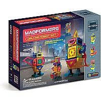 Magformers Walking Robot Set 45pc