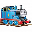 Thomas The Tank Engine - Shaped Floor Puzzle