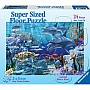 24 pc Sea Life Floor Puzzle