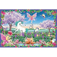 Fairyland Floor Puzzle 24 PC