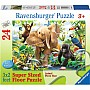 Jungle Juniors Floor Puzzle (24 pc)
