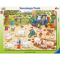 On the Big Farm Puzzle (15 pc)