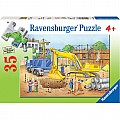 Busy Builders 35 Piece Puzzle