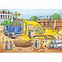35 pc Busy Builders Jigsaw