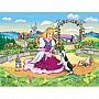 35 pc Little Princess Jigsaw