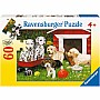 Ravensburger 'Puppy Party' 60 piece 9526