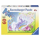 Colorful Horse Puzzle (60 pc)