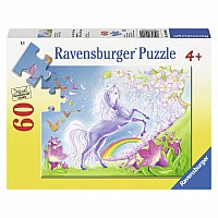 Colorful Horse Puzzle