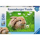 Adorable Bunny Puzzle (150 pc)