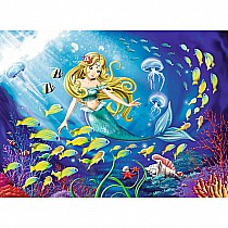 100 pc Little Mermaid