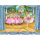 Ballet World Puzzle (100 pc)