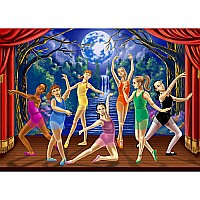 Ballet Beauties 200-pc Puzzle