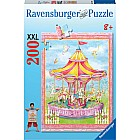 Carousel Puzzle XXL Pieces (200 pc)