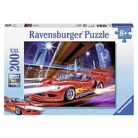 200 Piece Puzzle, Fast Sports Car