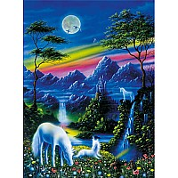 Moonlight Unicorns