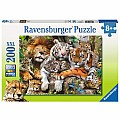 Big Cat Nap 200 Piece Puzzle