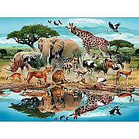 Watering Hole Puzzle (300 pc)