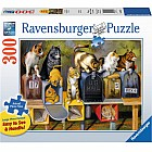Cat's Got Mail Puzzle Large Piece Format (300 pc)