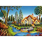 Cottage Dream Puzzle Large Piece Format (300 pc)
