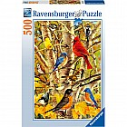 Autumn Birds Puzzle (500 pc)
