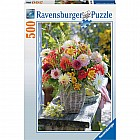 Beautiful Flowers Puzzle (500 pc)