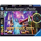 Colorful New York Puzzle (1200 pc)