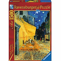 1500 piece Van Gogh: Cafe Terrace at Night Puzzle