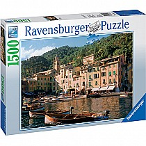 1500 pc Cinque Terre, Italy Jigsaw
