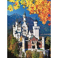 Neuschwanstein in Autumn