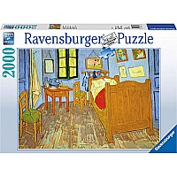 Van Gogh's Bedroom in Arles, 1889 2000 pc Puzzle