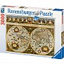 1665 World Map 3000pc