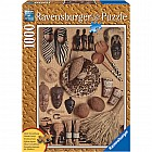 African Artifacts Puzzle (1000 pc)