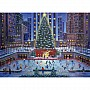 1000 pc NYC Christmas Jigsaw