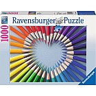 Color My Heart Puzzle (1000 pc)