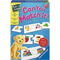 Can You Match It? - Picture Association