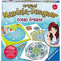 2in1 Mandala Designer Ocean Dreams