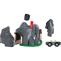 BRIO Dynamite Train Tunnel