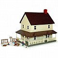 1:64 Ertl Farm Country Two-Story House Playset