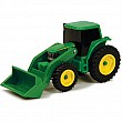"3"" John Deere Modern Tractor With Loader"