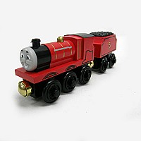 Thomas and Friends: Talking Railway Series (RFID)  James 98703