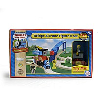 Bridge  Crane Figure 8 Set