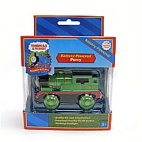 Battery-powered Percy