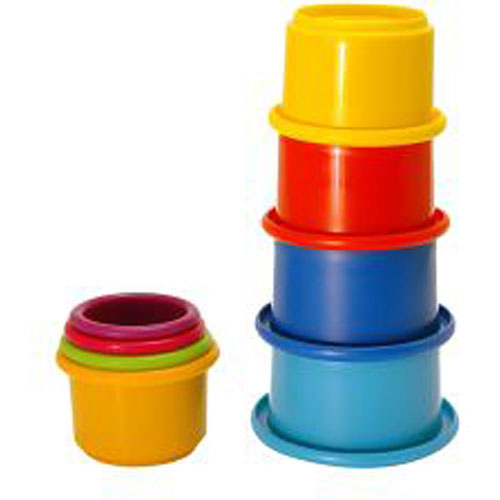 Lc Stacking Cups A Child S Delight
