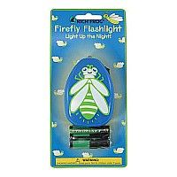 Firefly Flashlight with batteries
