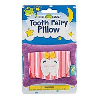 Girl Tooth TF Pillow