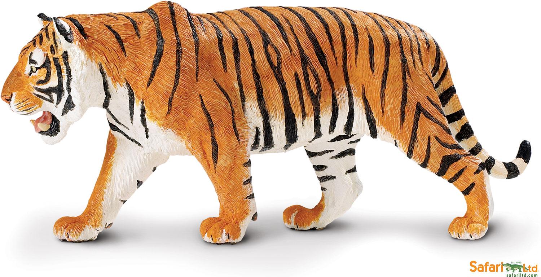 Wildlife Wonders Siberian Tiger Stevensons Toys